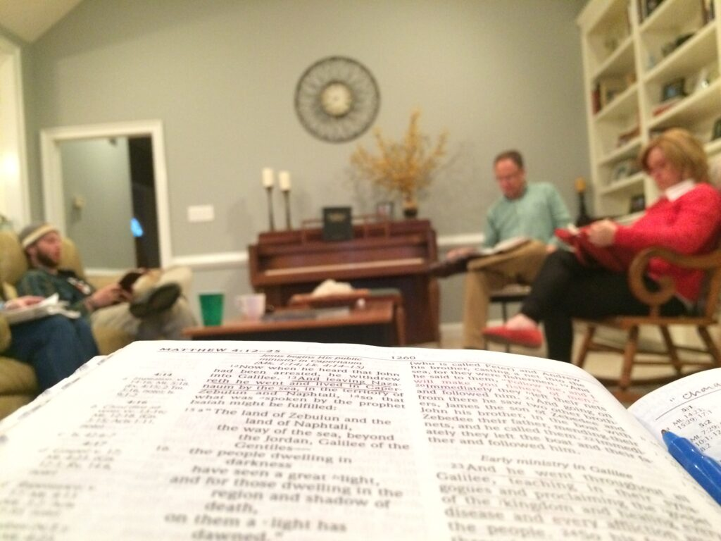 Small Groups | heartnatured