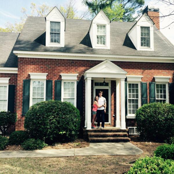 New Home; New Blog Design!