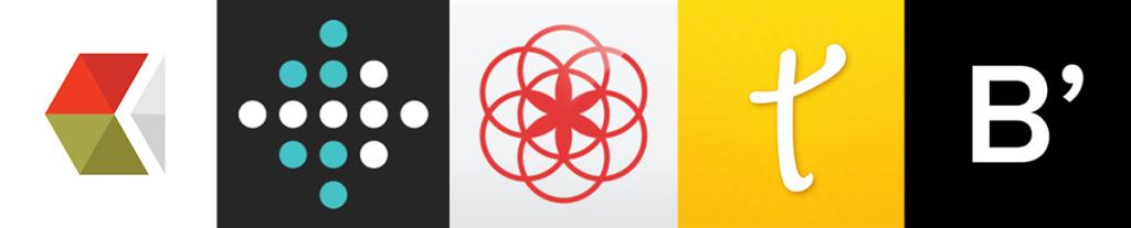 My Top 5 Apps  |  heartnatured