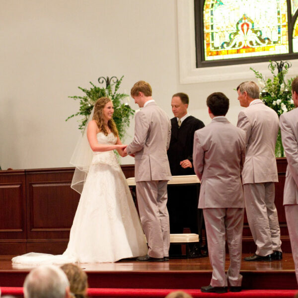 Recent Thoughts On Marriage