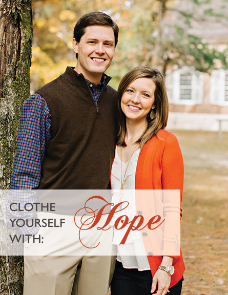 Clothe Yourself With Hope | heartnatured