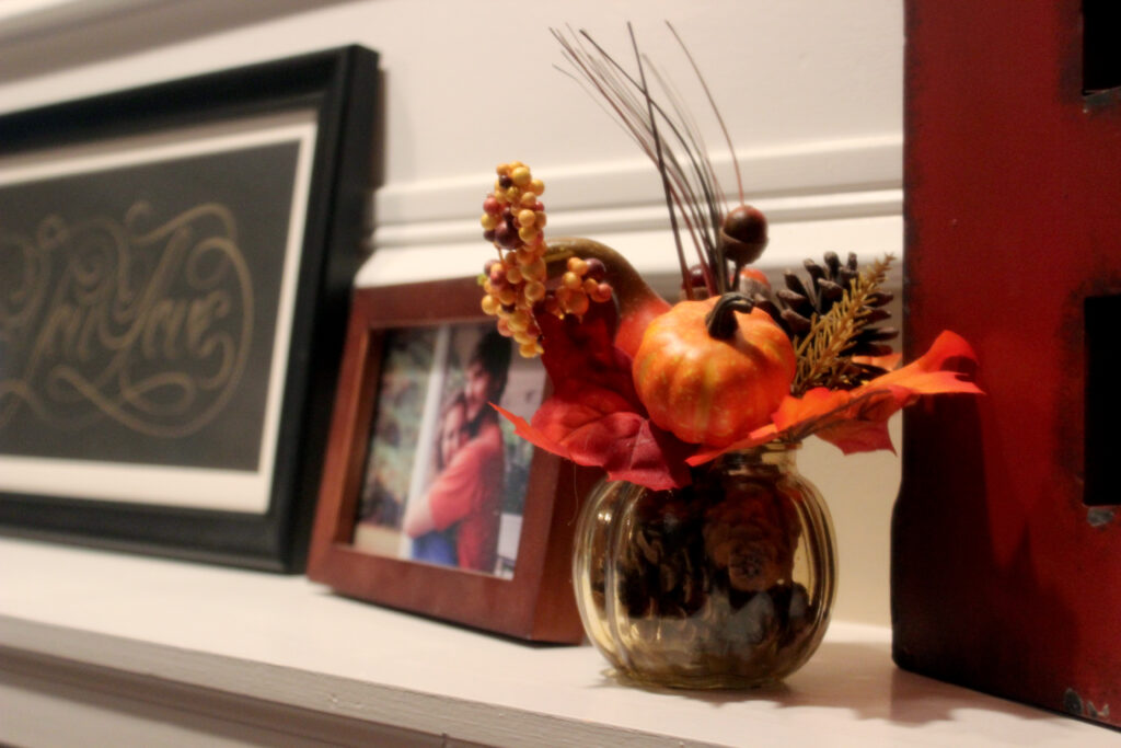 Decorating Our New Home For Fall | heartnatured