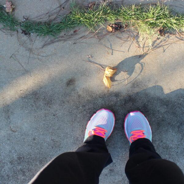 New Running Kicks, New Running Mantra
