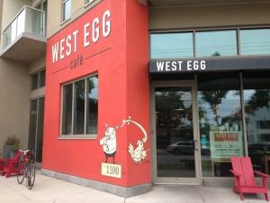 West Egg | Photo: The Breakfast Babes