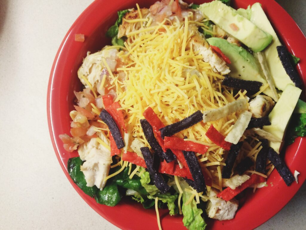 Week 3/52: Crazy Salads and More | hearnatured