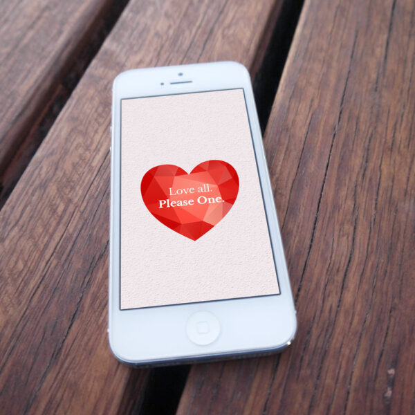 Refresh Your Devices / Love all. Please One.