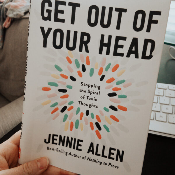 Recent Read: Get Out Of Your Head